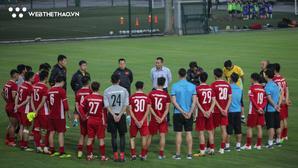 """HLV Park Hang Seo """"khép cửa"""", CĐV hết cơ hội xem tuyển Việt Nam đá giao hữu tại Hàn Quốc"""