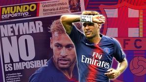 Hé lộ 5 lý do khiến Neymar muốn trở lại Barcelona