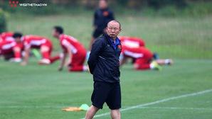 """Thái Lan """"xưa"""" rồi, HLV Park Hang Seo nghĩ về Iran, Iraq ở ASIAN Cup 2019"""