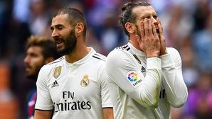 Cristiano Ronaldo, đen đủi và chấn thương... những lí do khiến Real Madrid khủng hoảng dưới thời Julen Lopetegui
