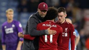 Klopp nói gì về cơ hội vô địch khi Liverpool lập kỷ lục Premier League?