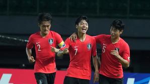 Chơi thiếu người, U19 Jordan vẫn khiến U19 Hàn Quốc vất vả đến phút chót