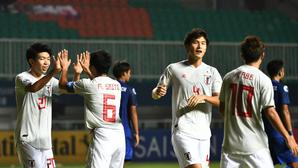 U19 châu Á: Đương kim vô địch Nhật Bản thể hiện sức mạnh trước Thái Lan