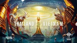 Việt Nam đăng cai giải vô địch thế giới Liên quân Moblie 2018