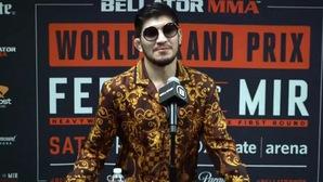 Dillon Danis tự nhận bản thân là võ sĩ có khả năng địa chiến tốt nhất giới MMA