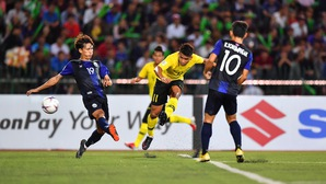 Link tr?c ti?p AFF Cup 2018: ?T Malaysia - ?T Lào