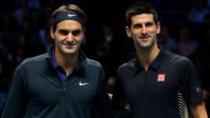 Djokovic bảo vệ Federer trước cáo buộc Tàu tốc hành được thiên vị