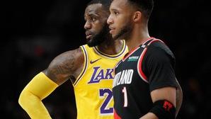 Dự đoán NBA: Los Angeles Lakers vs Portland Trail Blazers