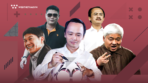 Infographic: Các ông bầu đã LÀM được gì và NÓI gì trước khi từ bỏ bóng đá Việt Nam?