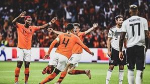 Sốc: ĐT Đức bị xuống hạng sau ở UEFA Nations League sau khi Pháp thua Hà Lan đêm qua