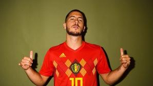 """Cộng đồng mạng phát cuồng vì đường chuyền """"thiên tài"""" của Eden Hazard"""