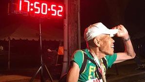 Cụ ông 88 tuổi hoàn thành marathon với thời gian kỷ lục