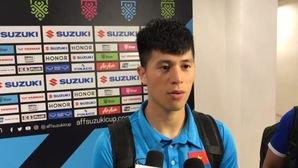 Trần Đình Trọng nói gì khi hàng thủ ĐT Việt Nam bị Malaysia ghi 2 bàn?
