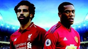Những con số thú vị khi đặt Liverpool và Man Utd lên bàn cân trước đại chiến