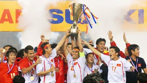 VFF mời ĐT Việt Nam vô địch AFF Cup 2008 dự khán trận chung kết ở Mỹ Đình