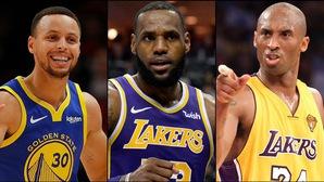 HLV LA Lakers tin rằng LeBron James là sự kết hợp giữa Kobe Bryant và Stephen Curry