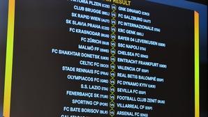 Chelsea và Arsenal mừng ra mặt với kết quả bốc thăm Europa League