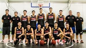 Chốt danh sách 12 cầu thủ U20 sẽ dự giải giao hữu FIBA: Tương lai bóng rổ Việt Nam là đây!