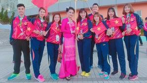 """Điền kinh Việt Nam """"bắt nạt"""" sân chơi sinh viên ĐNA nhờ dàn sao ASIAD và SEA Games"""