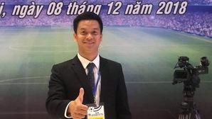 TGĐ Vietfootball trở thành ủy viên ban chấp hành VFF khoá VIII