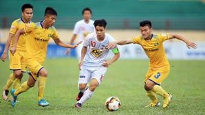 Trực tiếp bóng đá: Hoàng Anh Gia Lai - Sông Lam Nghệ An