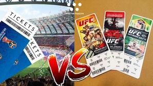 Vé World Cup 2018 có đắt nhất lịch sử cũng chẳng hơn được UFC?