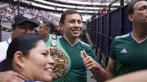 Các ngôi sao Boxing trong trang phục đội tuyển World Cup