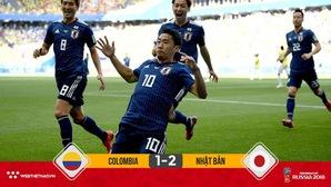 Nhận thẻ đỏ nhanh thứ 2 lịch sử, Colombia thua sốc Nhật Bản