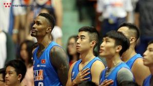 Vì sao Stefan Tuấn Tú khỏe mạnh nhưng không được sử dụng trận thua Saigon Heat?