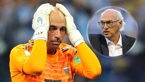 """Chuyên gia Carlos Bianchi: """"Muốn hạ Nigeria và hy vọng đi tiếp, Argentina phải thay cầu thủ, không cần thay thủ môn""""!"""