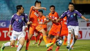 Trực tiếp V.League 2018 Vòng 15: Hà Nội FC - SHB Đà Nẵng