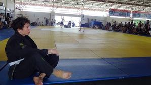 """Khoảng cách giữa """"Phong trào"""" và """"Đội tuyển"""" gần khó tin ở giải Jiu-jitsu Hà Nội mở rộng"""