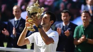Thắng nhàn Anderson, Djokovic lần thứ 4 lên ngôi ở Wimbledon