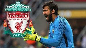 Alisson về Liverpool & chân dung Top những thủ môn đắt giá nhất hành tinh