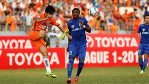 Trực tiếp V.League 2018 Vòng 20: Becamex Bình Dương - SHB Đà Nẵng