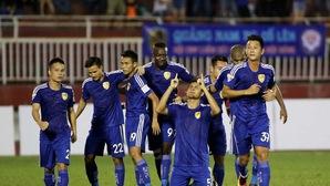 Trực tiếp V.League 2018 Vòng 20: Nam Định FC - Quảng Nam FC