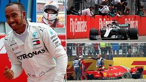 Chính thức: Lewis Hamilton không bị tước chức vô địch German GP