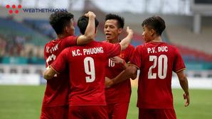 Xem trực tiếp Olympic Việt Nam-Olympic Nepal ở đâu? Kênh nào?