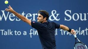 Cincinnati Masters 2018: Federer nhẹ nhàng thắng trận ra quân