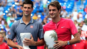 Federer và Djokovic sẽ kiếm được bao nhiêu tiền nếu vô địch Cincinnati Master 2018?