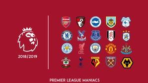 Lịch thi đấu & kết quả vòng 2 Ngoại hạng Anh mùa giải 2018/19