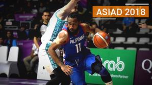 """Bóng rổ ASIAD 17/8: Hàn Quốc bất bại, Philippines """"tàn sát"""" đối thủ dù chưa cần Jordan Clarkson"""