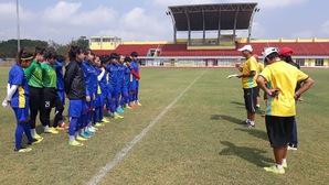 HLV Mai Đức Chung: Bóng đá nữ muốn vào tứ kết ASIAD 2018, phải hạ Thái Lan