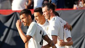 Video: Asensio lập cú đúp giúp Real Madrid nhấn chìm Juventus của Ronaldo
