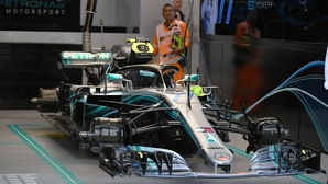 Hé lộ công nghệ bí ẩn giúp Mercedes thăng hoa ở Singapore GP và tràn trề cơ hội vô địch F1 2018