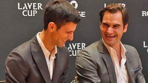 Tại sao Djokovic và Federer chấp nhận đánh đôi ở Laver Cup năm nay?