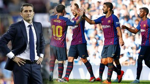HLV Valverde mài dũa vũ khí mới giúp Barca bắn phá mành lưới đối phương