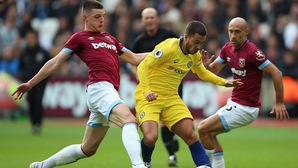 Video kết quả Ngoại hạng Anh 2018/19: West Ham - Chelsea
