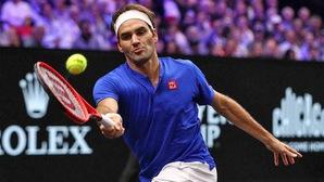 Laver Cup 2018: Federer thắng nhàn Kyrgios, đội châu Âu chạm tay vào chức vô địch