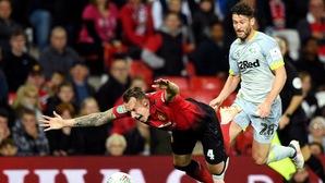 Cơn ác mộng Martial và 5 thống kê khó tin ý từ trận Man Utd - Derby ở Carabao Cup 2018